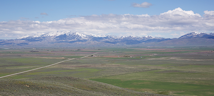 Camas Prairie, Southcentral Idaho
