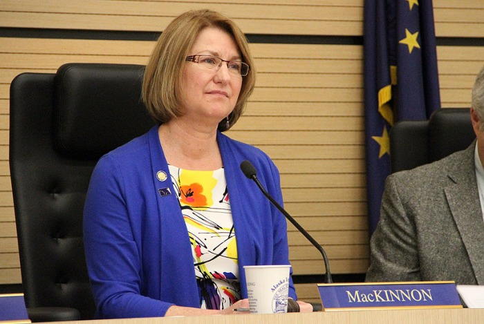 Senator Anna MacKinnon: A Gift for Belatedly Stating the Obvious