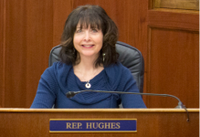 Alaska House Rep. Shelley Hughes (R, Palmer)