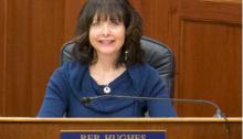 Alaska House Rep. Shelley Hughes (R, Palmer)