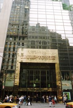 Trump Tower, photo via WikiCommons