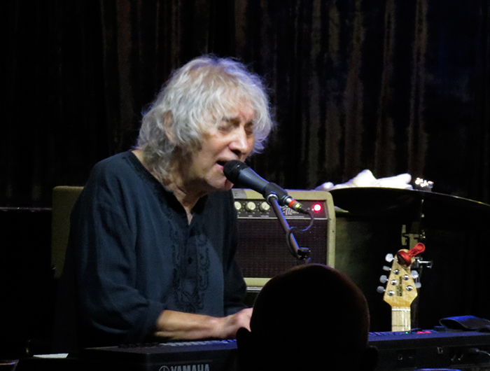 Albert Lee, Sapphire Room, Boise, Idaho, July 29, 2016