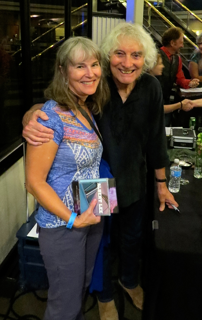 Albert Lee and Mrs. WC