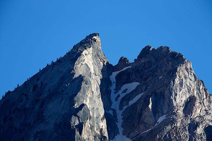 Summit Peaks of McGown Peak, 9,860 feet (3,010 m)