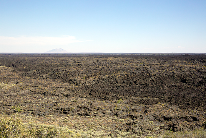 Craters of the Moon from U.S. Highway 20 Viewpoint