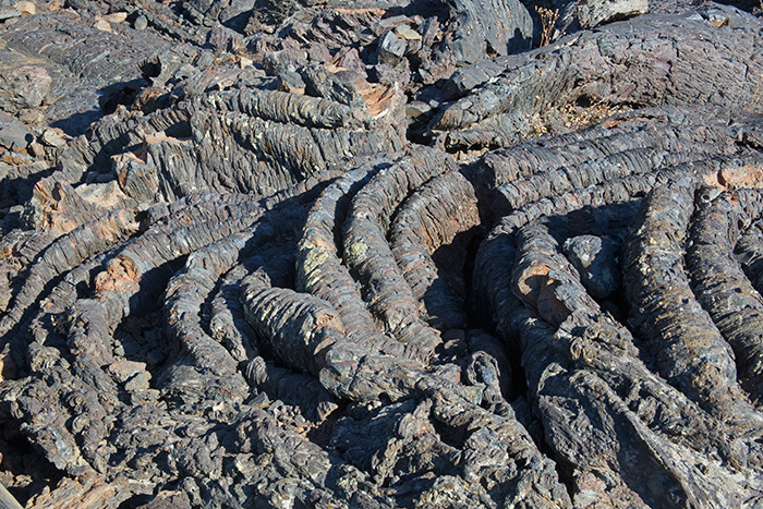 Ropey Pahoehoe, Craters of the Moon Nat'l Monument