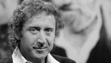 Gene Wilder (Photo credit Dave Pickoff/Associated Press)