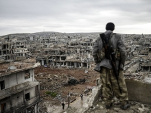 Syrian Civil War, Getty Images