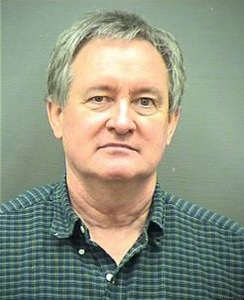 This Dec. 23, 2012 booking photo provided by the Alexandria, Va. Police Department shows Idaho U.S. Sen. Michael Crapo. Crapo was arrested early Sunday morning, Dec. 23, 2012 and charged with driving under the influence in a Washington, D.C., suburb, authorities said. (AP Photo/Alexandria Police Department)