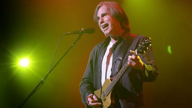 Jackson Browne, 2016. Photo by Mark Metcalfe