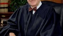Retired Associated Justice John Paul Stevens (via WikiCommons)