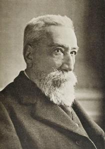 Anatol France, born François-Anatole Thibault. Photo 1921