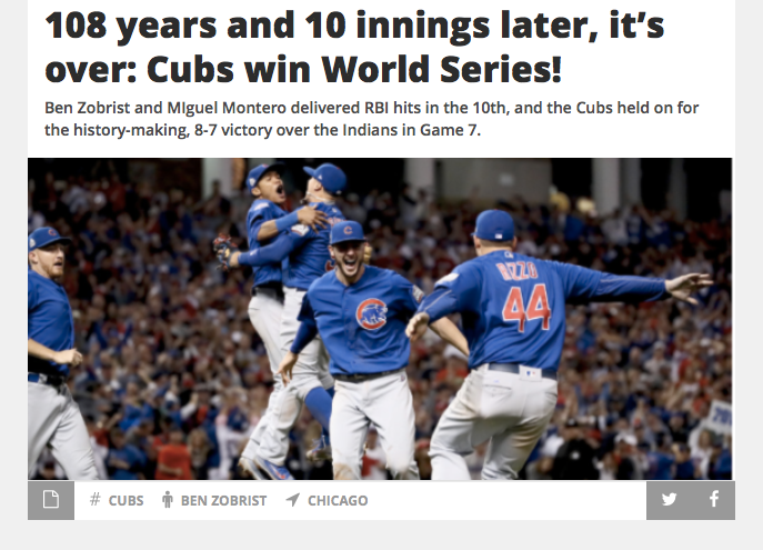 Courtesy of the Chicago Sun-Times