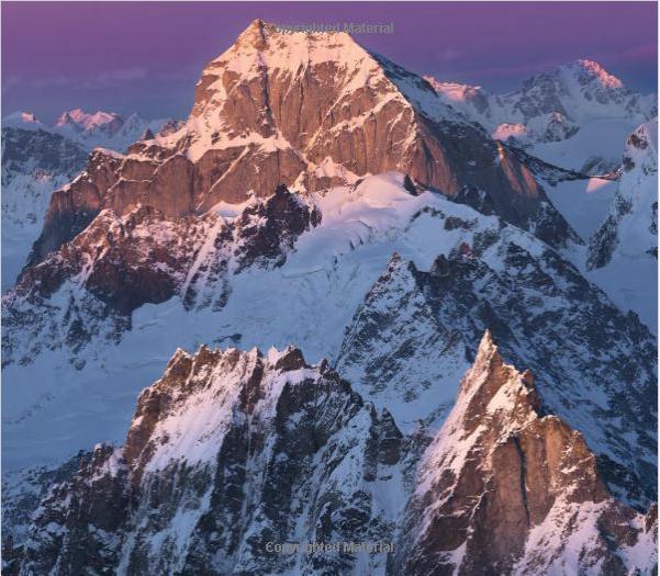 Citadel Peak, Neacola Mountains, p 21 of Alaska Range