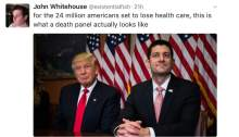 This is what a real death panel looks like