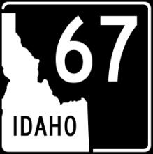 Idaho State Highway 67