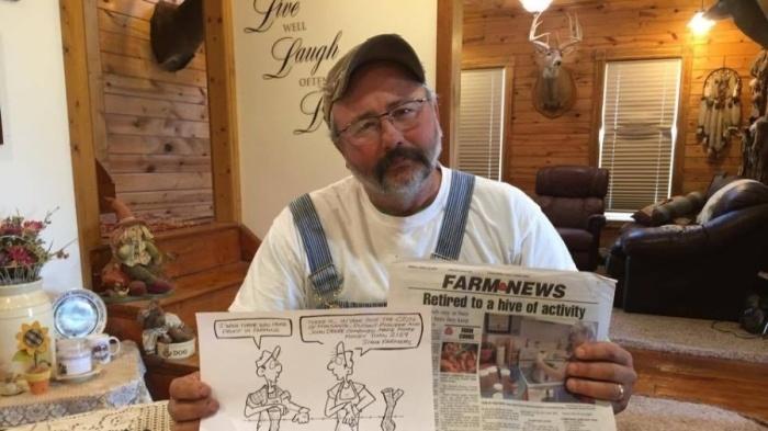 Rick Friday (Photo credit: KCCI Des Moines)