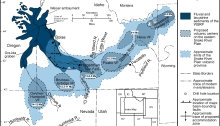 Lake Idaho and the Snake River Volcanic Province