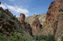 Leslie Gulch, Owhyee Mountains, Oregon