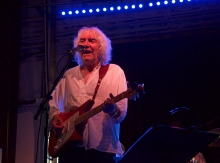 Albert Lee at the Cinder Winery, Boise, Idaho July 11, 2017