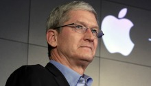 Apple CEO Tim Cook (Photographer unkown)