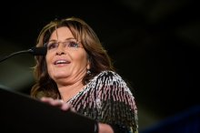 Sarah Palin in 2016. In a lawsuit, she contends that The New York Times improperly linked her to a 2011 mass shooting. Credit Eric Thayer for The New York Times