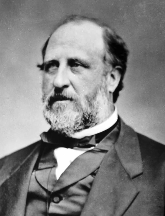William Magear Tweed, c. 1870, via WikiCommons