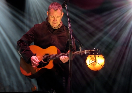 David Gray, Outlaw Field, Boise, October 15, 2017