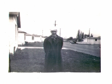 Leave After Boot Camp, 1942
