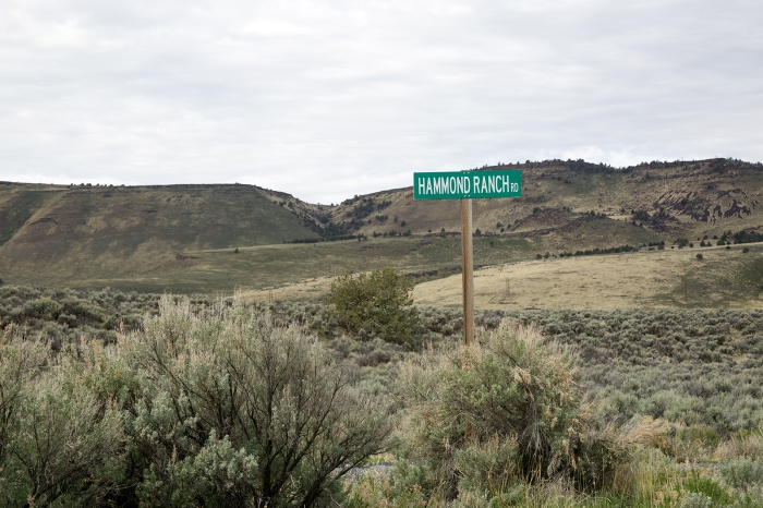 Hammond Ranch at Malheur National Wildlife Refuge