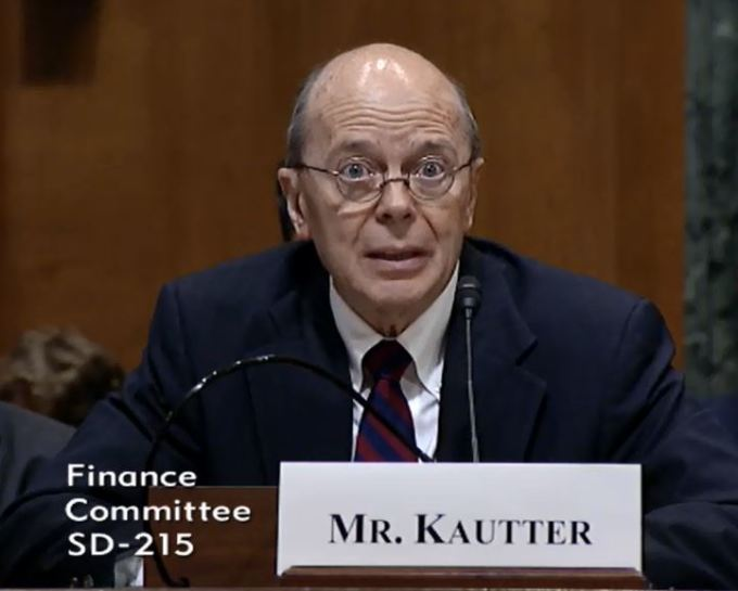 David Kautter, IRS Commissioner