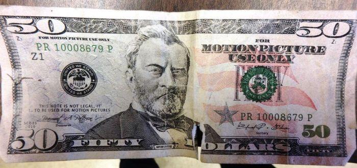Movie Money, Passed in Juneau