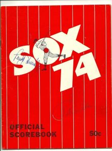 Chicago White Sox 1974: See a baseball game and get gassed!