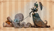 Brian Kesinger, Otto Does Walkies