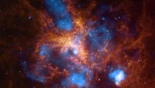 30 Doradus in the X-Ray Spectrum (a/k/a The Tarantula Nebula)