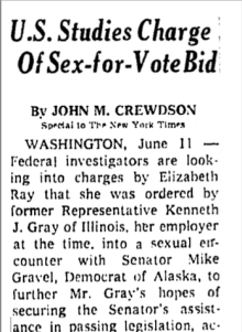 New York Times, June 12, 1976