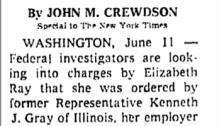 New York Times, June 12, 1976
