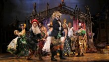 A loose interpretation of The Book of Mormon from Act II of the musical