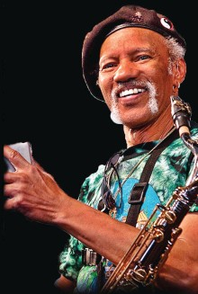 Charles Neville, c. 1998, photographer unknown