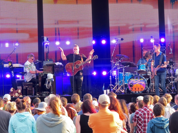 Barenaked Ladies at outlaw Field, Boise, Idaho