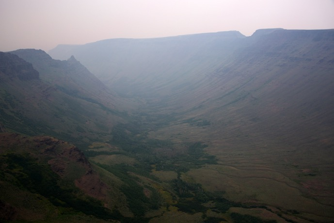 Kiger Gorge, Northeast slopes, Steens Mountain, Oregon