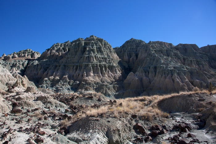 Blue Basin, Sheep Rock Unit, John Day Fossil Beds Nat'l Monument