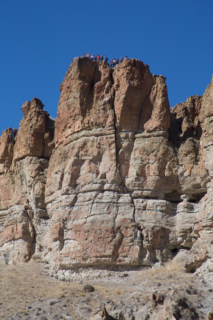 Clarno Palisades, Clarno Unit, John Day Fossil Beds Nat'l Monument