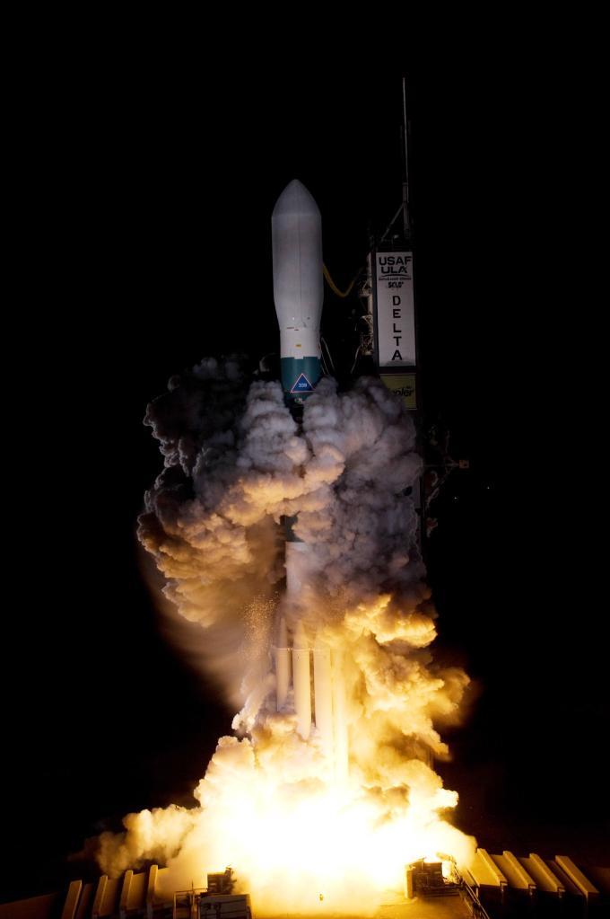 Kepler launch, March 6, 2009