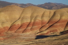 Painted Hills, Painted Hills Unit, John Day Fossil Beds Nat'l Monument
