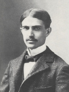Stephen Crane, about March 1896