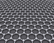Graphene (via Wikipedia)