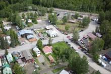 Downtown Talkeetna, Alaska (photographer unknown)