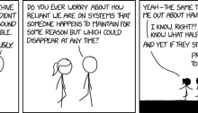 """Internet Archive,"" XKCD, by Randall Munroe"