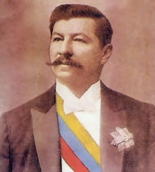 Juan Vicente Gomez, 1911